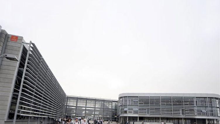 Le nouveau lycée technique Gallieni, le plus grand de Midi-Pyrénées. (09/09/2008) (© AFP / Pascal Pavani)