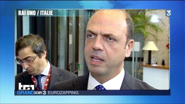 """Eurozapping : l'Italie retire le droit d'adoption de sa loi pour le """"mariage pour tous"""""""