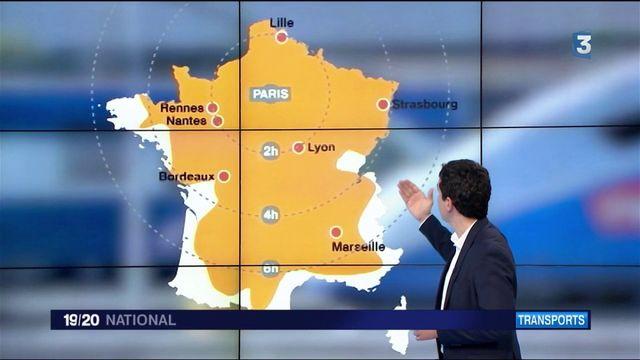 TGV : la France profondément modifiée par la multiplication des lignes à grande vitesse