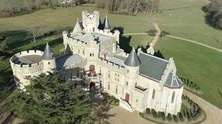 château (CAPTURE D'ÉCRAN FRANCE 3)
