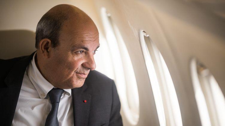 Eric Trappier, PDG de Dassault Aviation depuis 2013 (DASSAULT AVIATION / A. DASTE)