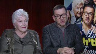 """Dix ans après """"Bienvenue chez les Ch'tis"""", Dany Boon récidive avec """"La ch'tite famille"""". (France 3)"""