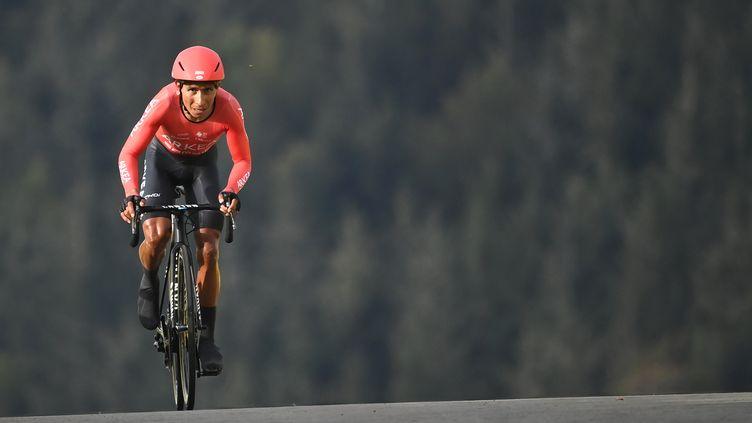 Nairo Quintana (MARCO BERTORELLO / AFP)