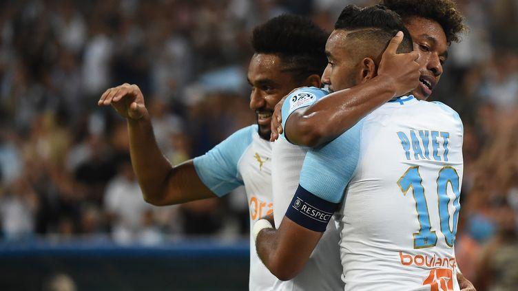 Marseille attend le PSG au Vélodrome (BORIS HORVAT / AFP)