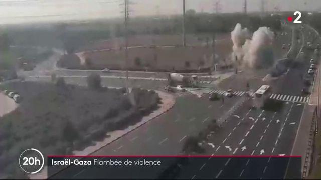 Proche-Orient : flambée de violences israélo-palestiniennes