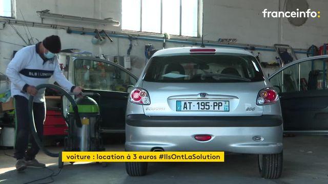 En Charente-Maritime, un service de location de véhicules pour les demandeurs d'emploi