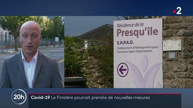 Covid-19 : le Finistère pourrait prendre de nouvelles mesures