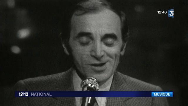 Musique : à l'origine du succès de Charles Aznavour