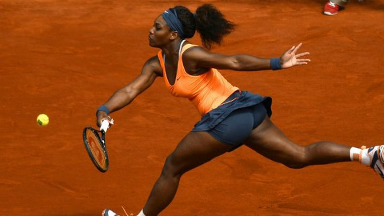 Serena Williams a dû batailler à Madrid