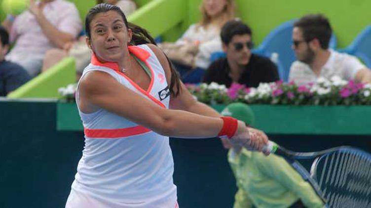 Marion Bartoli chute dès le premier tour du tournoi de Monterrey