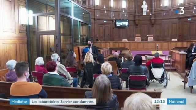 """Procès du Mediator : les laboratoires Servier reconnus coupables de """"tromperie aggravée"""""""