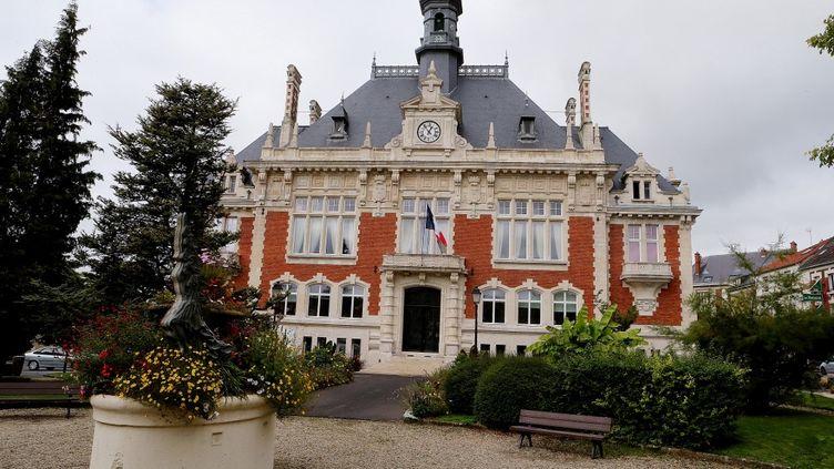 Hôtel de Ville de Rethel, dans les Ardennes, le 18 octobre 2013 (FRANCOIS NASCIMBENI / AFP)