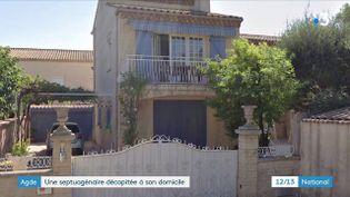 Hérault : une septuagénaire décapitée à son domicile dans la commune d'Agde (FRANCE 3)