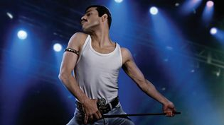 "Rami Malek est Freddie Mercury dans ""Bohemian Rhapsody"" de Dexter Fletcher  (Twentieth Century Fox)"