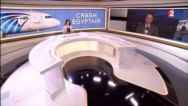 Crash du vol MS804 : comment se déroulent les recherches ?