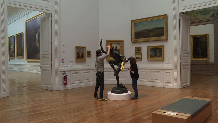 Musée d'arts de Nantes (France 3 Pays de la Loire)