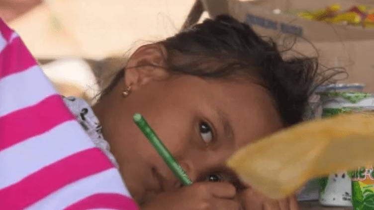enfant séisme indonésie (france 2)