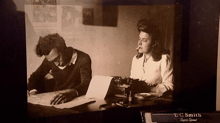Bertie Albrecht et Henry Frenay  (France 3 / Culturebox / capture d'écran)