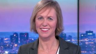 Anne Bourse (France 3)