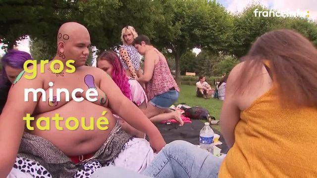 """Après le succès de """"Chipolata"""", L'artiste haut en couleur Téo Lavabo tourne son nouveau clip à Annecy"""