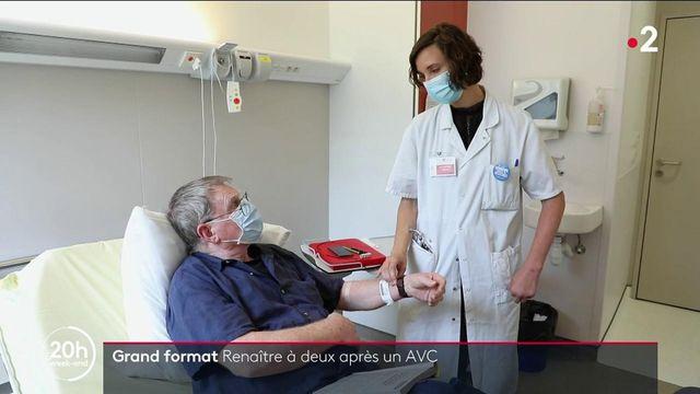 Santé : comment revivre après un AVC ?