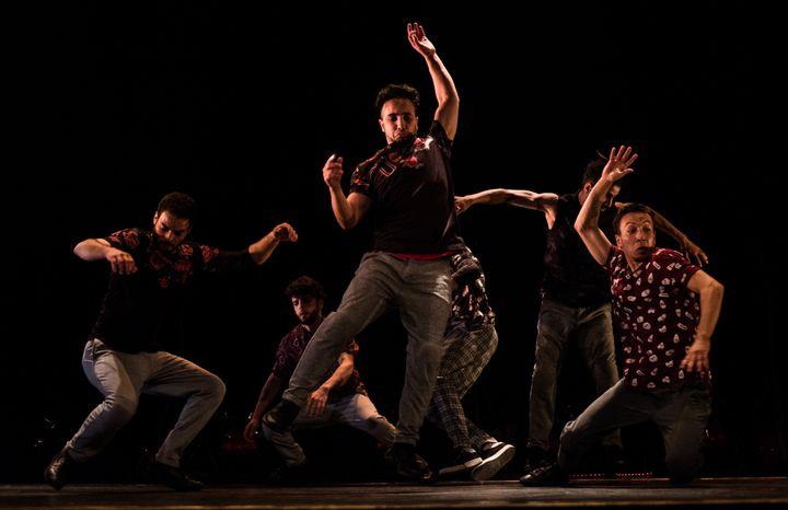 """Danser Casa"" chorégraphie de Kader Attou et Mourad Merzouki  (Yoriyas)"