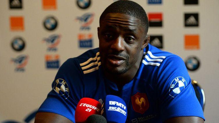 Yannick Nyanga (France) (SAEED KHAN / AFP)