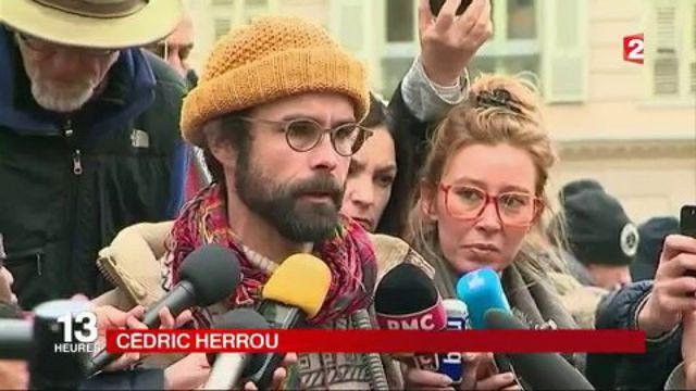 Aide aux migrants : une amende de 3 000 euros avec sursis pour Cédric Herrou