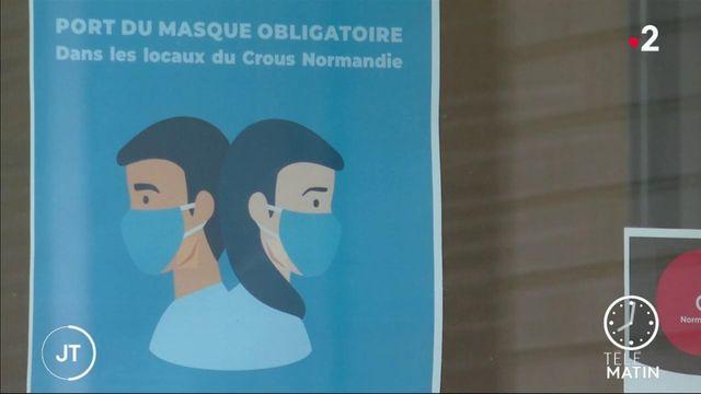 Coronavirus: les masques, un coût important pour le budget étudiant