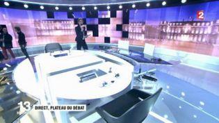 Présidentielle: décryptage du plateau télé où les candidats vont s'affronter (FRANCEINFO)