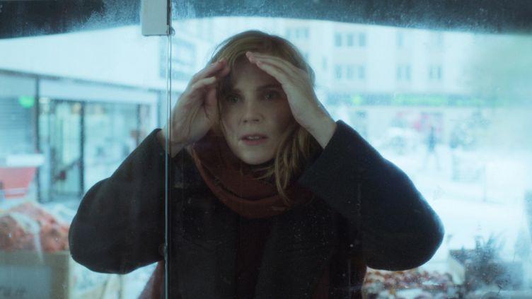 "Isabelle Carré dans ""L'Angle mort"" dePatrick-Mario Bernard, Pierre Trividic (Copyright Doc and Film International)"