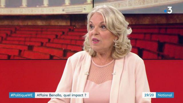 """Affaire Benalla : Emmanuel Macron """"plus impopulaire que jamais"""""""