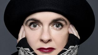 Amélie Nothomb, mai 2019 (Jean-Baptiste Mondino)