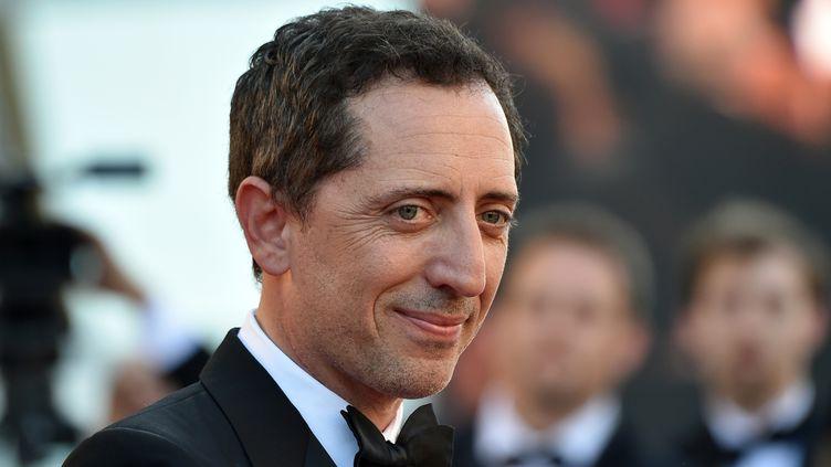 L'humoriste Gad Elmaleh le 21 mai 2016 à Cannes (Côte d'Azur). (ALBERTO PIZZOLI / AFP)