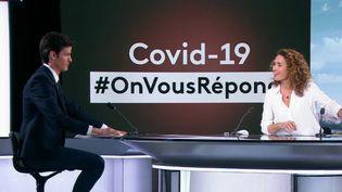 #OnVousRépond : concours pour les grandes écoles et consignes pour les taxis (FRANCE 2)