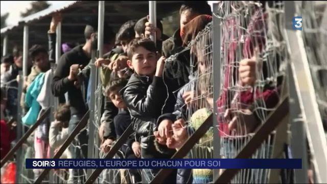 Migrants : l'Europe sombre dans la crise du chacun pour soi