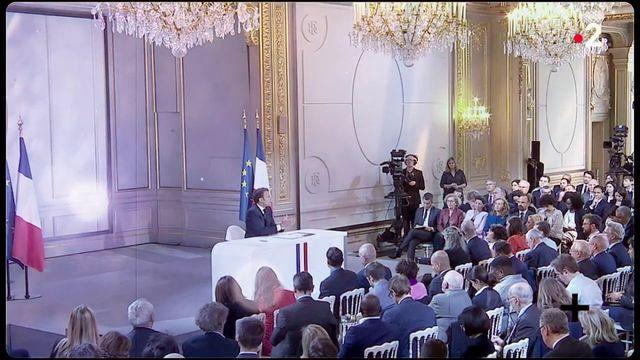 Emmanuel Macron : un défi face à la presse