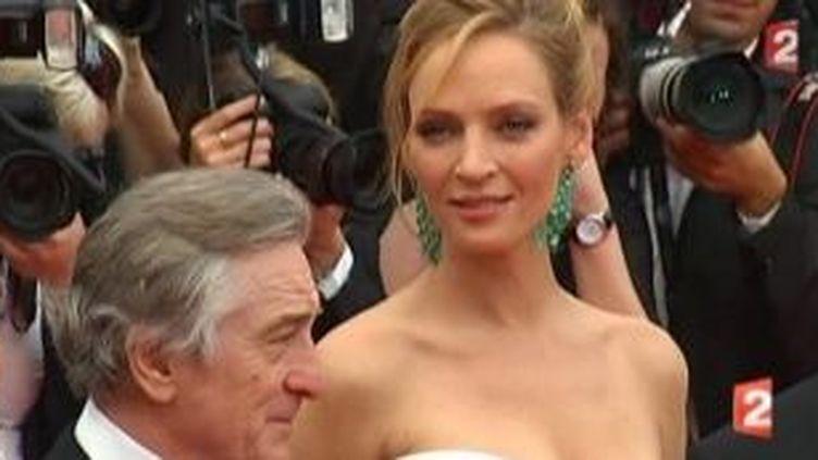 Angelina Jolie, Mélanie Laurent, Robert de Niro une pluie de stars sur la croisette  (Culturebox)