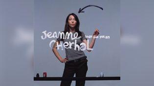 """Pochette du disque """"Douze fois par an"""", dans lequel se trouve la chanson """"La Saison"""", de Jeanne Cherhal. (CAPTURE D'ECRAN TÔT OU TARD)"""