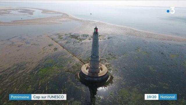 Unesco : la France choisit le phare de Cordouan
