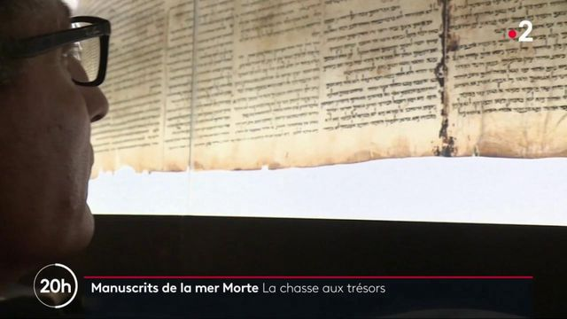 La chasse aux trésors sur les traces des Manucrits de la mer Morte