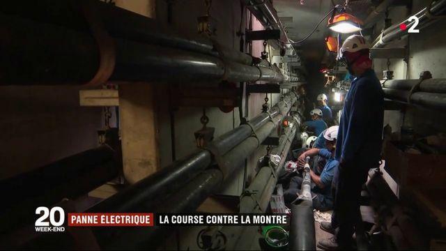 Pagaille gare Montparnasse : la course contre la montre des dépanneurs de RTE