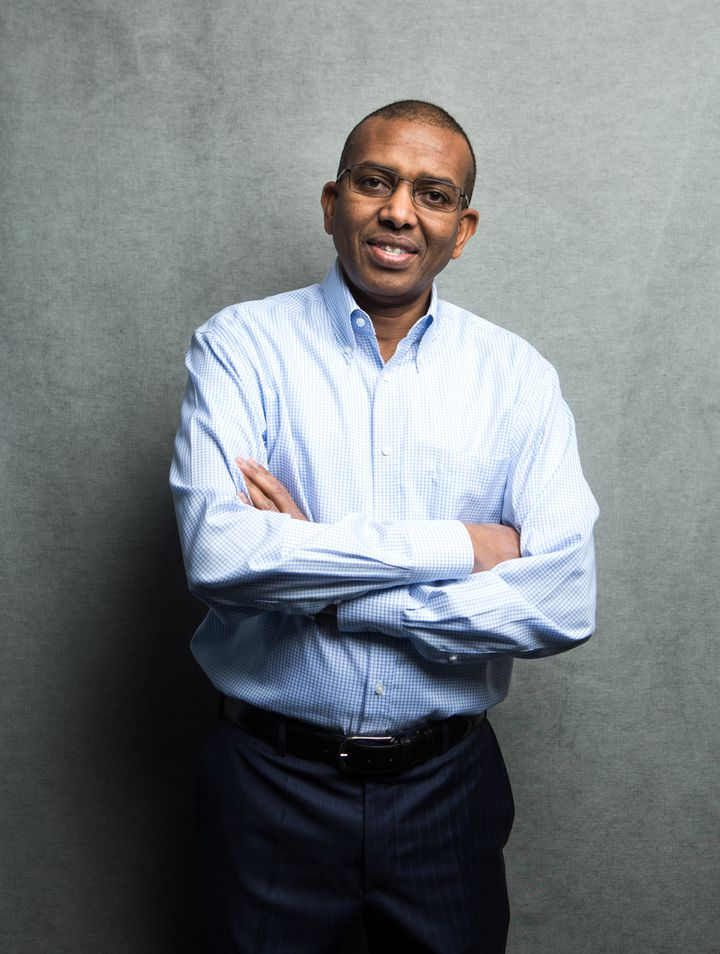 Le patron de WorldRemit, Ismail Ahmed (WorldRemit)