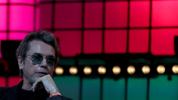 Le musicien Jean-Michel Jarre à Lisbonne, le 7 novembre 2019 (PEDRO FIUZA / NURPHOTO / AFP)