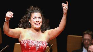 Cécilia Bartoli, une grande voix et une grande interprète  (PHOTOPQR/LA DEPECHE DU MIDI)