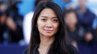 La réalisatrice Chloé Zhao à Deauville en 2015 (NINA PROMMER / EPA)