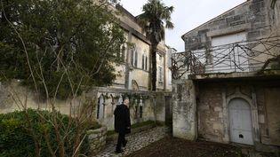 La maison de Pierre Loti à Rochefort  (Xavier Leoty / AFP)