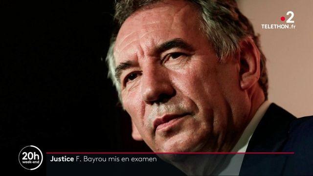 Assistants d'eurodéputés MoDem : François Bayrou, à son tour mis en examen