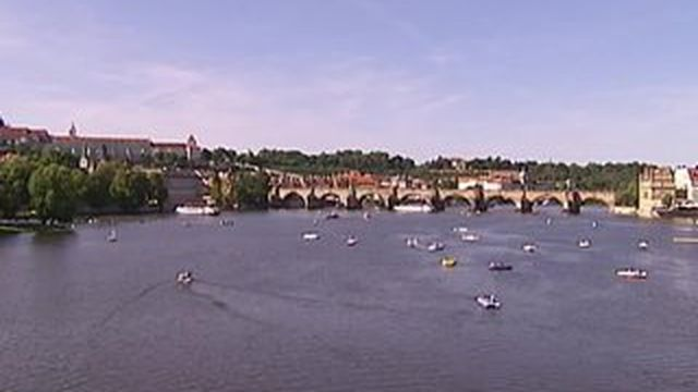Prague, capitale du plein emploi