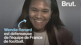 Dans un peu plus d'unmois, la Coupe du monde féminine se déroulera dansl'Hexagone. Wendie Renard, défenseuse de l'équipede France, rappelle que ce sport n'est pas réservé aux hommes. (BRUT)